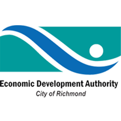Economic Development Authority City of Richmond Logo